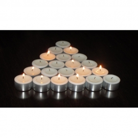 Tealights 4-5 Hr set of 125
